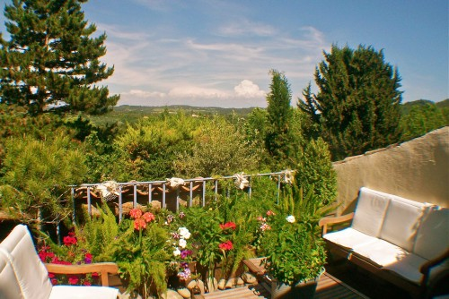Bed and Breakfast Luberon Un Patio en Luberon