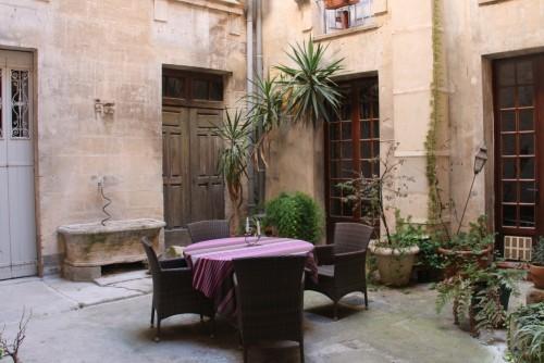 Chambres d'hôtes Avignon La Petite Saunerie