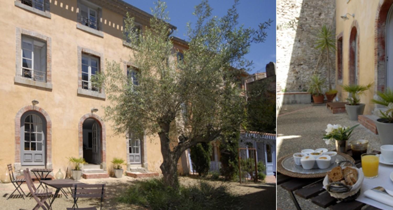 La maison vieille maison d 39 h tes de charme carcassonne for A la vieille maison fradet