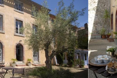 La Maison Vieille - chambres d'hotes Aude