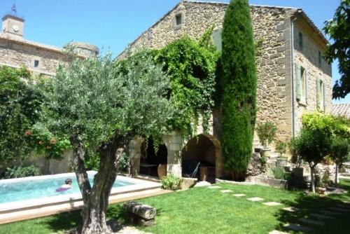 Chambres d'hôtes Uzès Clos de la Fontaine