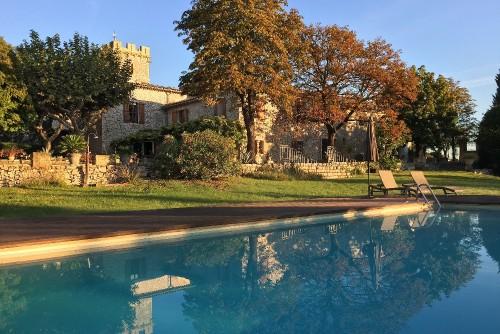 Le Domaine de Monteils - chambres d'hotes Gard