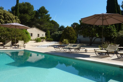 Bed and Breakfast Luberon Les Mazets du Luberon