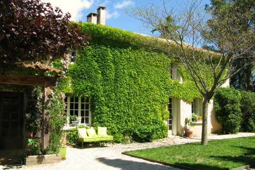 Chambres d'hôtes Avignon Le Mas d'Acanthe