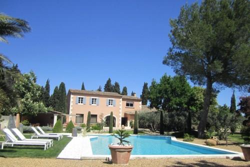 Le Clos des Cyprès - chambres d'hotes Provence