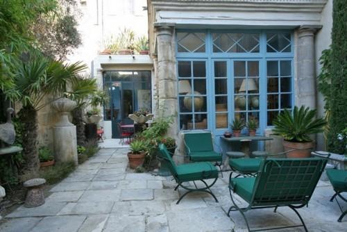 Chambres d'hôtes Arles La Maison Bleue