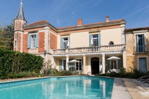 Mas D'ARVIEUX - chambres d'hotes Provence
