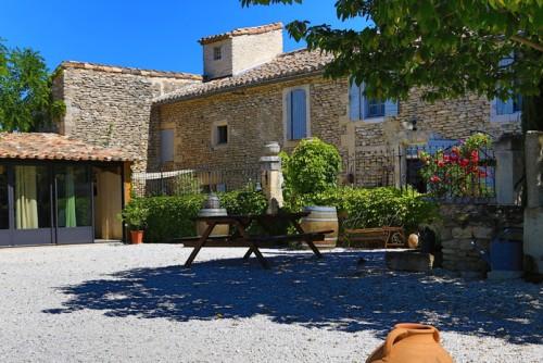 Mas de la Regalade - chambres d'hotes Provence