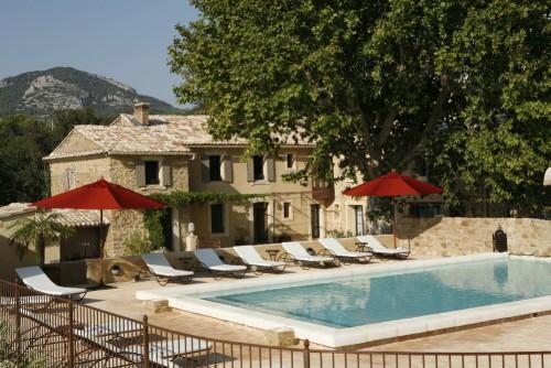 Chambres d'hôtes Vaucluse et Ventoux Le Clos Saint Saourde