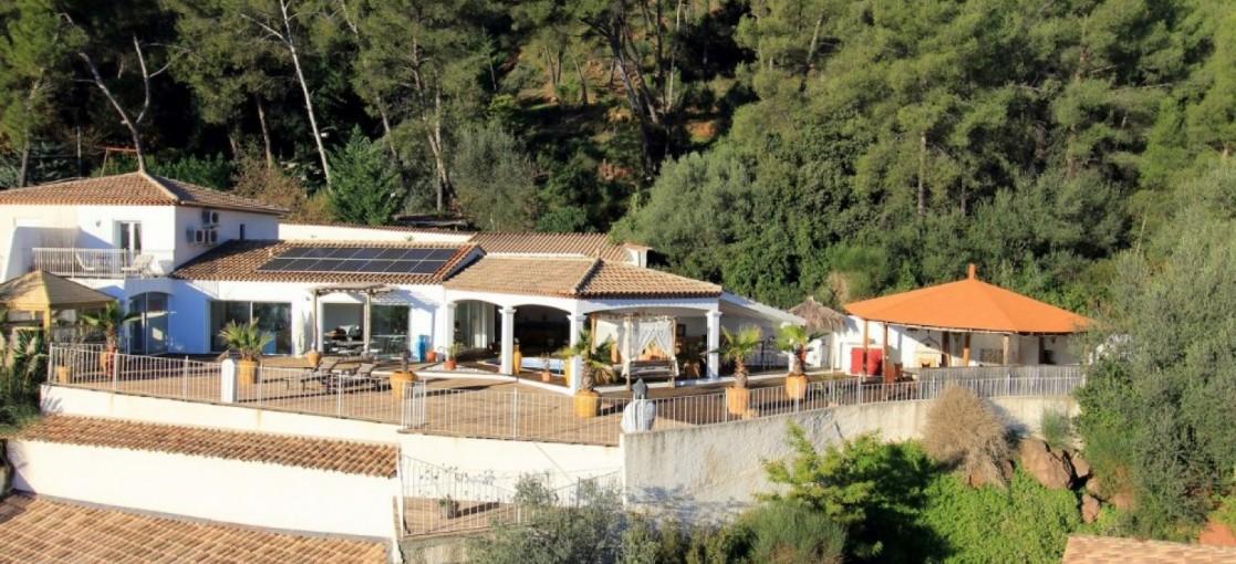 Chambres d'hôtes Toulon Les Hauts de Solliès