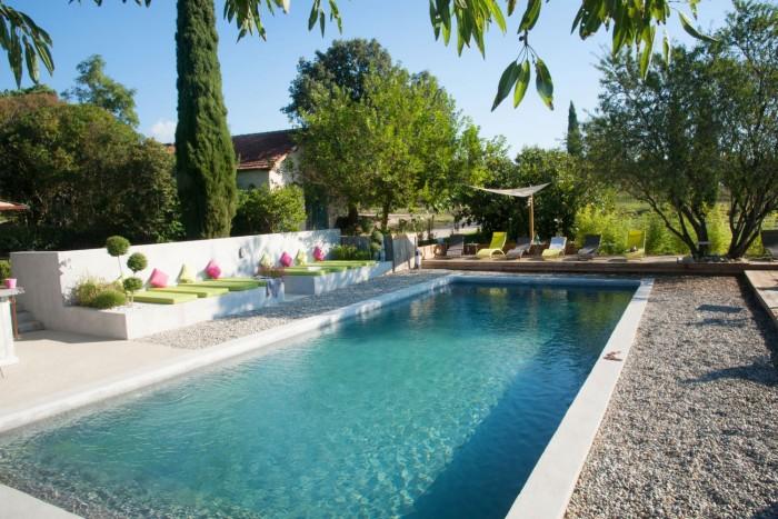 Domaine La Parpaille - Chambres d'hotes Provence