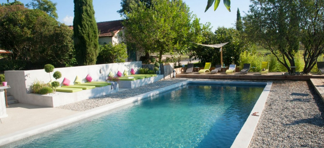 Bed and Breakfast Luberon Domaine La Parpaille