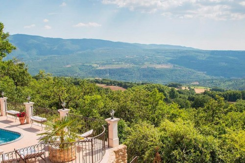 Bed and Breakfast Luberon Sur les hauteurs du Luberon