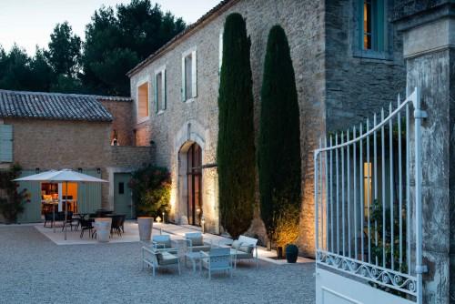 La Cour des Sens - chambres d'hotes Provence