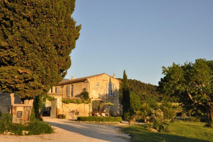 chambres d'hotes de charme - Le Mas en Provence - Vaucluse et Ventoux