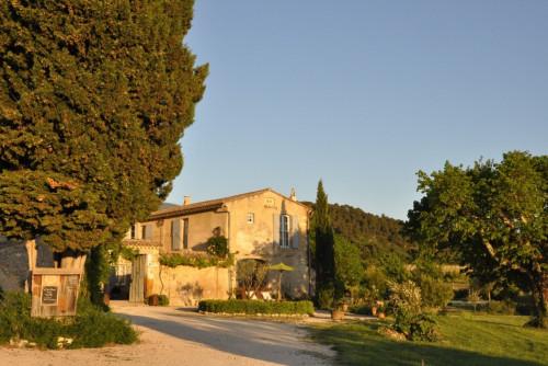 Chambres d'hôtes Vaucluse et Ventoux Le Mas en Provence