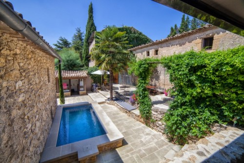 Bed and Breakfast Luberon Mas de la Lombarde