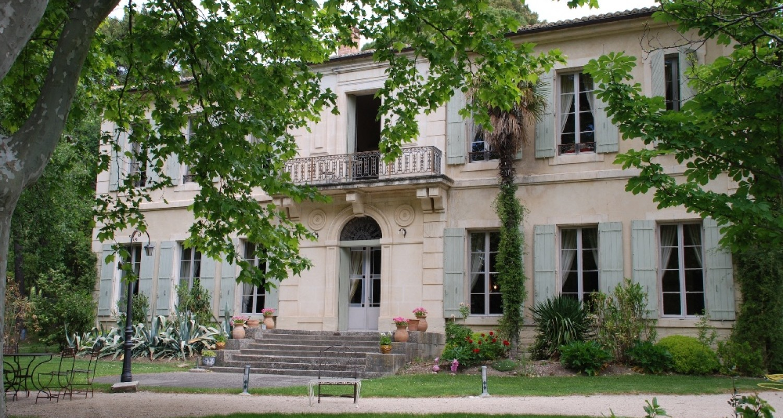 Chateau juvenal maison d 39 h tes de charme saint hippolyte - Chambre d hote dentelles de montmirail ...