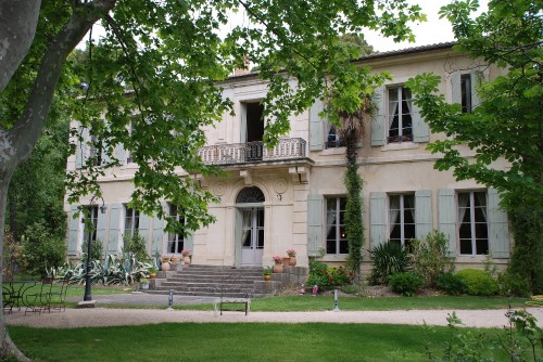 Chateau Juvenal - chambres d'hotes Provence
