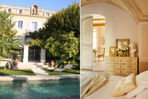 Bed and Breakfast Luberon La Madone