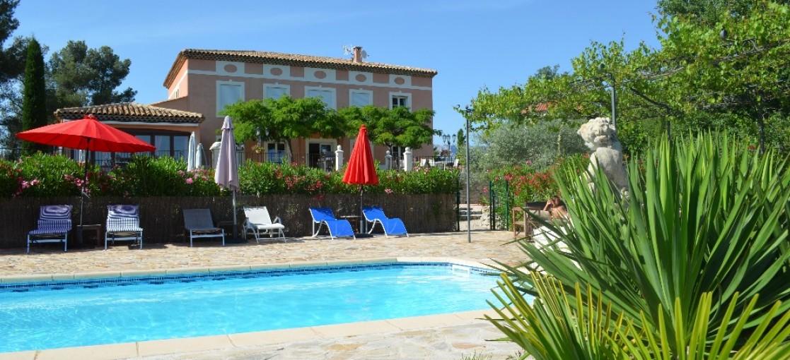 Chambres d'hôtes Aix en Provence Le Moulin des forges