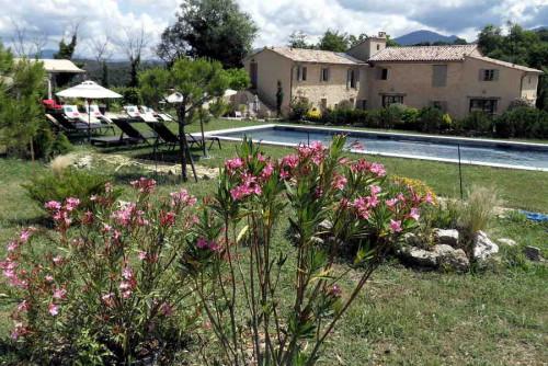 Chambres d'hôtes Vaucluse et Ventoux Mas de Longuefeuille