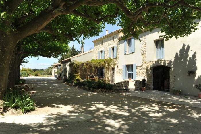 chambres d'hotes de charme - Le Mas Terre des Anges - Vaucluse et Ventoux