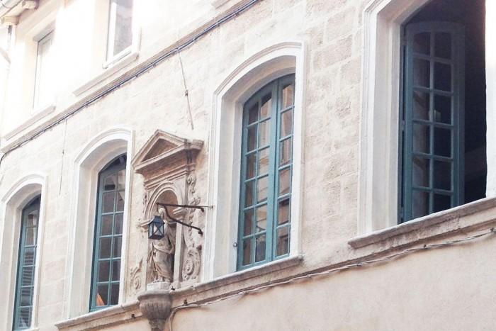 chambres d'hotes de charme - La Banasterie - Avignon