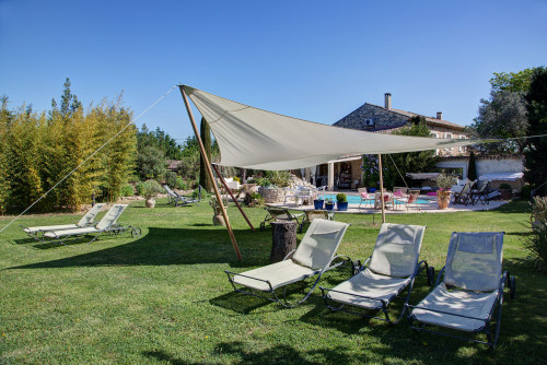 Bed and Breakfast Luberon Mas du Grand Jonquier