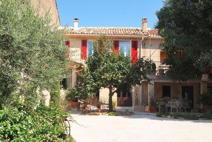chambres d'hotes de charme - L'Oréliane en Provence - Avignon