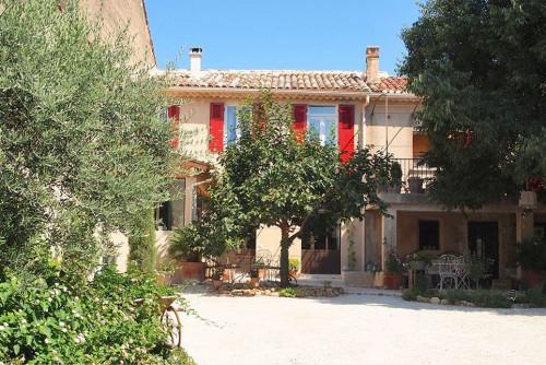 Chambres d'hôtes Avignon L'Oréliane en Provence
