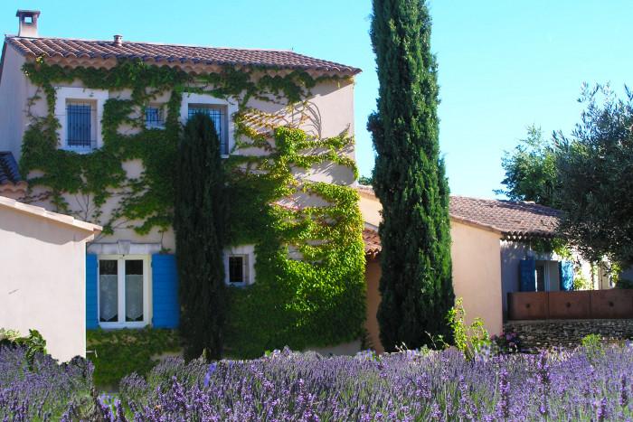 Le clos des lavandes - Bed & Breakfast Provence