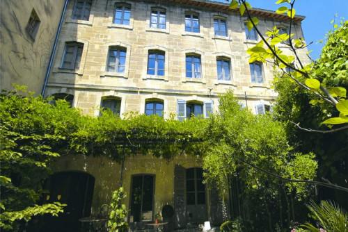 Chambres d'hôtes Avignon Les Jardins de Baracane