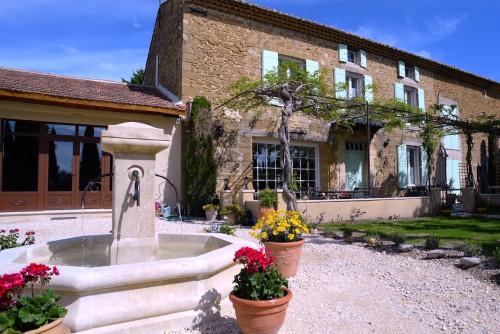 Fontaine des Magnarelles - b&b Provence