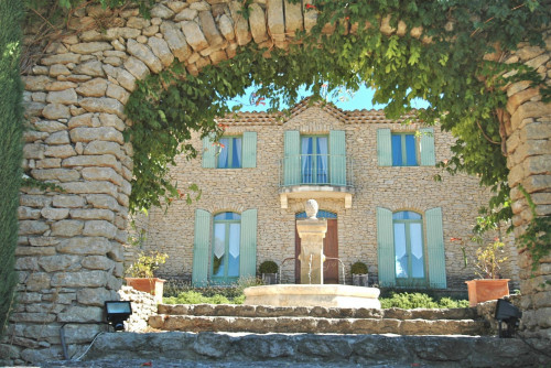 Bed and Breakfast Luberon Bacchus en Luberon
