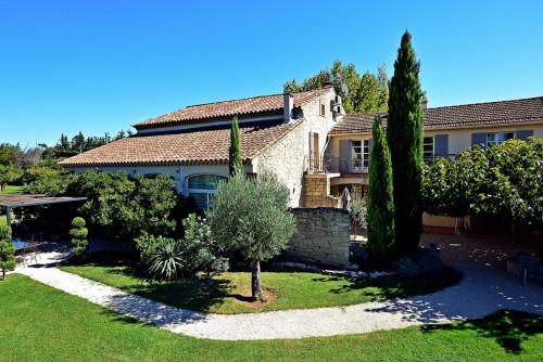 Mas Les Fleurs d'Hilaire - chambres d'hotes Provence