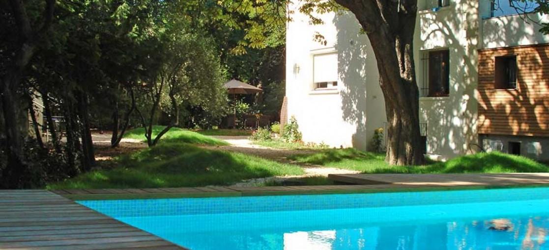 Chambres d'hôtes Montpellier Mon Jardin en Ville