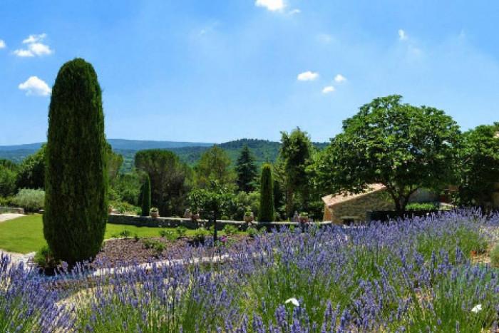 chambres d'hotes de charme - La Canove - Luberon