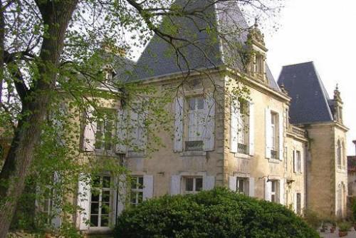 Chambres d'hôtes Carcassonne Château de St Michel de Lanès