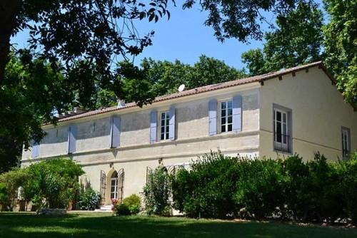 Chambres d'hôtes Avignon Mas de Capelou