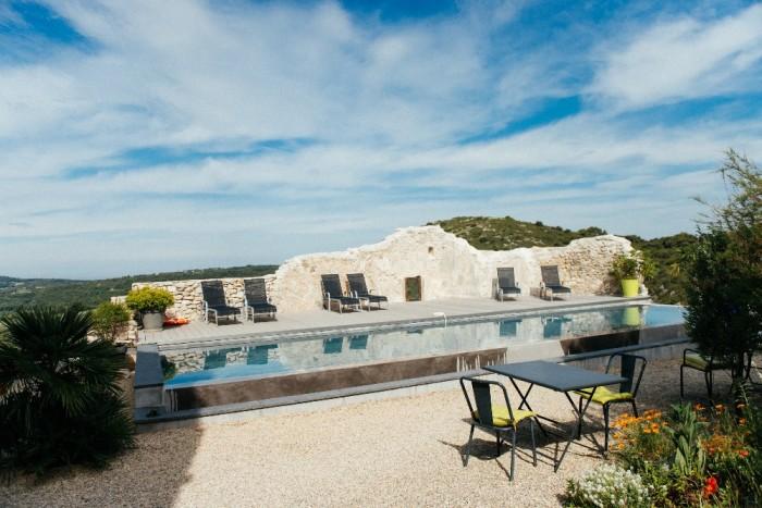 chambres d'hotes de charme - Metafort - Vaucluse et Ventoux