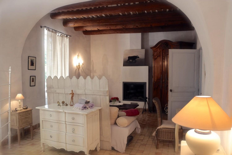 Le galinier maison d 39 h tes de charme lourmarin for Chambre d hote lourmarin