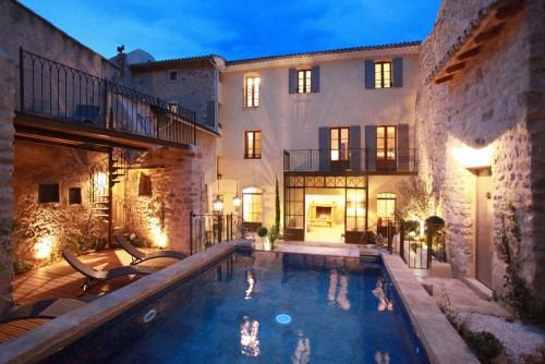 Chambres d'hôtes Vaucluse et Ventoux la Maison des Remparts