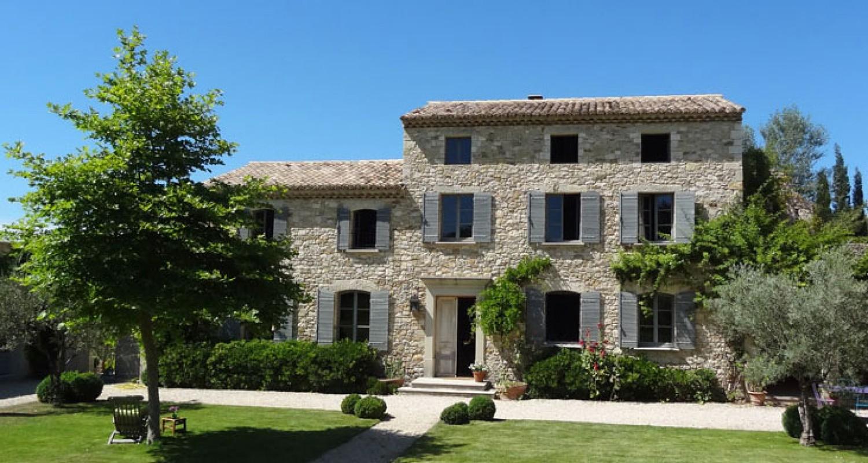 Bastide en provence maison d 39 h tes de charme buisson for Maison hote provence