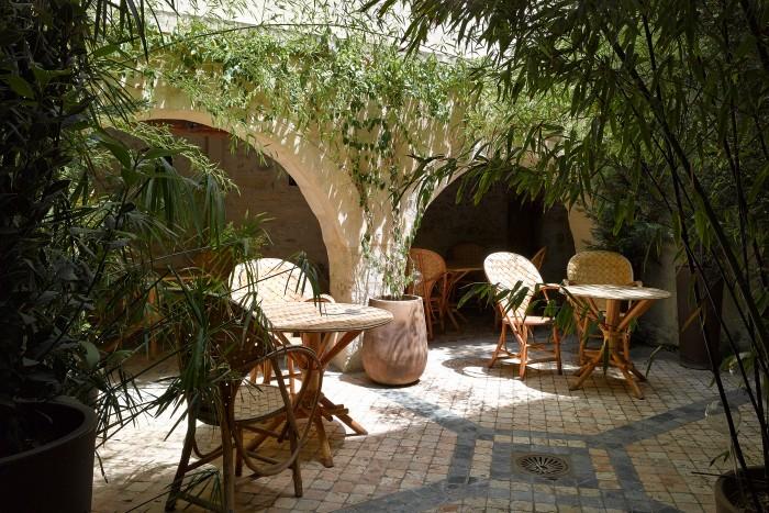 chambres d'hotes de charme - La Maison Molière - Arles